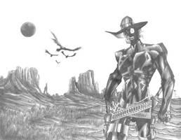 All Star Western by CjB-Productions
