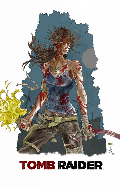 Tomb Raider by CjB-Productions
