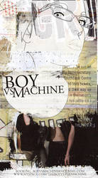 Boy vs Machine NEW by Everise