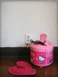 domestic interior by AngelGunBoy