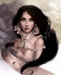 Lena of the Light by Enchantress-LeLe