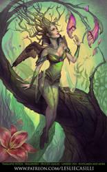 ASCENSION: The Empress by Enchantress-LeLe