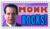 Detective Monk Rocks by MyStamps