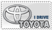 Toyota Stamp by MyStamps