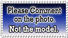 No comments on the model by MyStamps