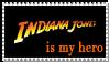 Indiana Jones 2 by MyStamps