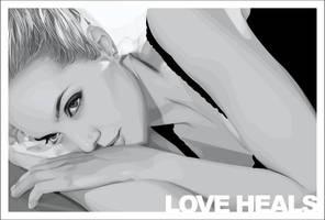 Love Heals by monicarpediem