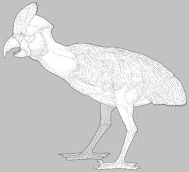 Intelligent Holocene Parrot by nemo-ramjet