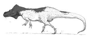 Torvosaurus by nemo-ramjet