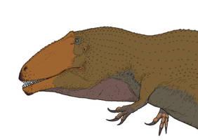 Giganotosaurus by nemo-ramjet