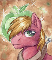 Big Mcintosh by The-Wizard-of-Art