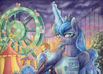 Carnivaluna by The-Wizard-of-Art