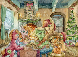 Days Gone By by The-Wizard-of-Art