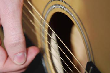 Macro Guitar by EnisraBowman
