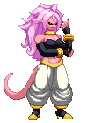 Z2 Android 21 (Majin) by Countgate