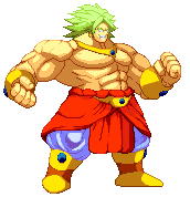Z2 Broly by Countgate