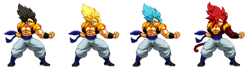 Gogeta by Countgate