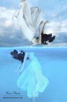 two worlds by Aehireiel