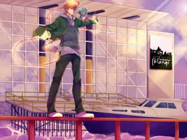 CR: Big War Stage 1 - Breaking Dawn by hirappon