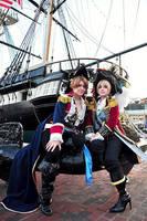 Scoundrels of the Seas - by Kurioh