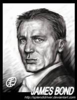 James Bond by splendidriver