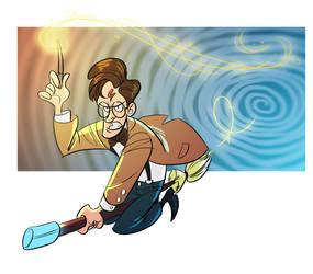 Doctor Potter by splendidriver