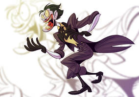 The man who laughs by splendidriver