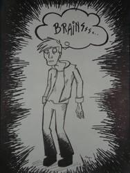 Brainsss... by i-UnKnown