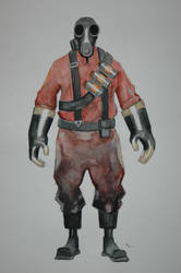 PYRO: front view by i-UnKnown