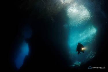 cave by tamergunal