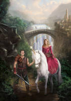 Unicorn Magic by serendipity-creation