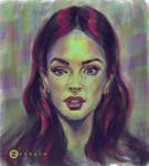 Megan Fox by zubair43