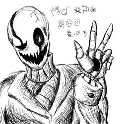 Gaster's not all bad by HunterElms