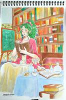 Miss Branford the alchemist by Angor-chan
