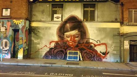 Dublin Streets by Vitku