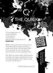 Thw Quick flyer 001 by Vitku