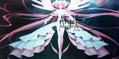 Angel. by dejaaaaaaa