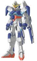 Eclipse Gundam by STTestament