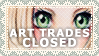 Art Trades Stamp by Khallandra