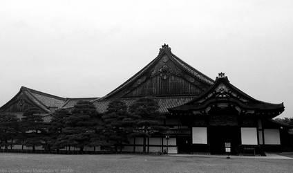 Photography: Nijo Castle - Kyoto by Khallandra