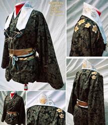 Gate 7 Inspired: Tachibana Kimono Top by Khallandra