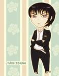 Tachibana Chibi by Khallandra