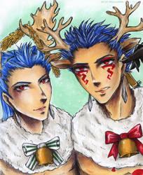 Merry Christmas! by Khallandra