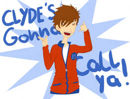 SP - Clyde's gonna call you by Schizo-and-Phrenic