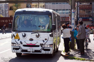 Schoolbus by LunaFeles