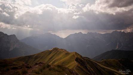Dolomiti 1 by LunaFeles