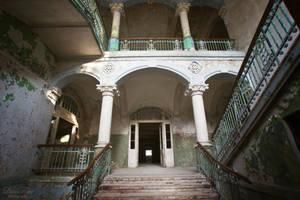 Heilstaetten Beelitz by LunaFeles