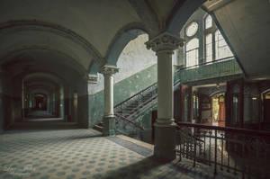 Heilstaetten Beelitz 2 by LunaFeles