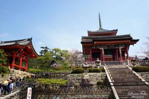 Kiyomizu-dera 03 by LunaFeles