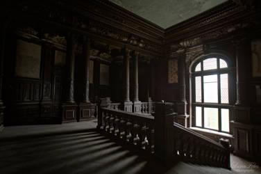 Castle Grimm by LunaFeles